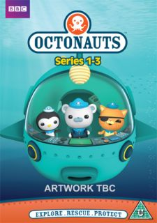 Octonauts   The First Collection      DVD