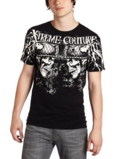 Xtreme Couture Men's Crush, Black, Large at  Men�s Clothing store