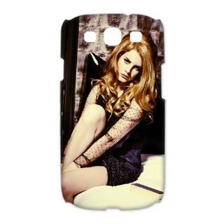 Custombox Lana Del Rey Samsung Galaxy S3 I9300 Case Hard Case Plastic Hard Phone Case Samsung Galaxy S3 DF00881: Cell Phones & Accessories