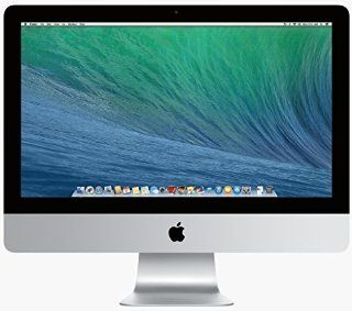 Apple iMac MF883LL/A 21.5 Inch Desktop (NEWEST VERSION)  Computers & Accessories