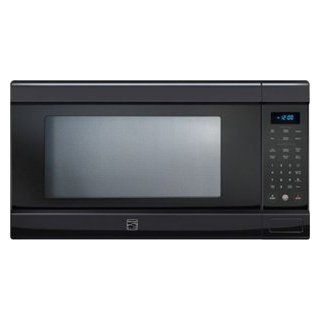 Kenmore 79209 Elite Black 2.0 cu. ft. Countertop Microwave w/ TrueCookPlusTM Technology: Countertop Microwave Ovens: Kitchen & Dining