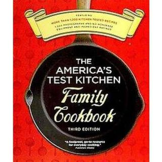 The Americas Test Kitchen Family Cookbook (Inde