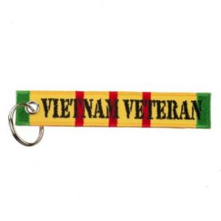 Operation Freedom And Veteran Key Chain   Vietnam Veteran OSFM: Clothing