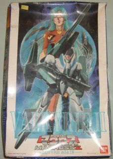 Robotech Macross II Bandai 1/100 Scale Lovers Again Action Figure Pack Nexx Gilbert VF2SS Valkyrie II Toys & Games