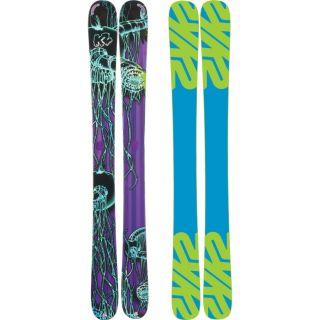 K2 Bad Apple Ski   Kids Alpine Skis