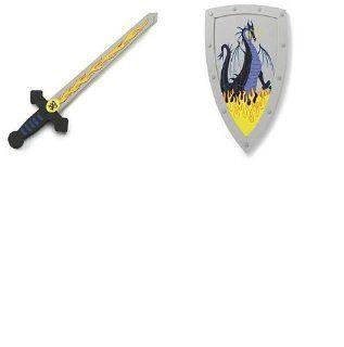 Prince Phillip Shield & Sword Set w/Sounds