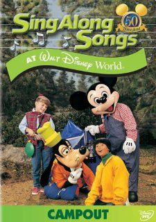 Sing Along Songs   Campout at Walt Disney World Sing Along Songs Movies & TV