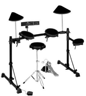 First Act MD802 Digital Drum Set: Musical Instruments