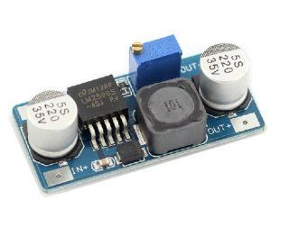 JMT Lm2596s adj Dc dc Step Down Adjustable Power Supply Module /Input 40v Output Dc 1.5v 35v 3a: Electronics