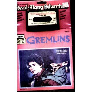GREMLINS   Book & Cassette Tape (Read Along Adventure) Ted Kryczko Books