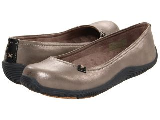 Dr. Scholls Joliet Womens Slip on Shoes (Metallic)