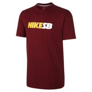 Nike SB Malto SLS Mens T Shirt   Team Red