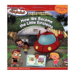How We Became the Little Einsteins (Disney's Little Einsteins (8x8)): Disney Book Group, Marcy Kelman, Disney Storybook Art Team: 9781423102120:  Children's Books