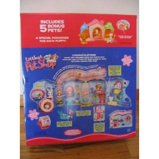 Littlest Pet Shop Lovin Playhouse Bonus with 5 Bonus Pets & Playset: Toys & Games