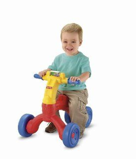 Fisher Price Bright Beginnings Ready Steady Trike Toys & Games