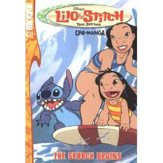 Lilo & Stitch: The Series Volume 1: The Search Begins: Elizabeth Hurchalla, Jod Kaftan: 9781595320674: Books