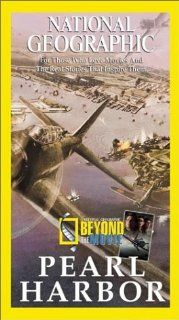 Beyond the Movie   Pearl Harbor [VHS] National Geographic Movies & TV