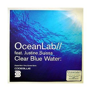 Clear blue water (Orig./Ferry Corsten Remix, 2001, feat. Justine Suissa) / Vinyl Maxi Single [Vinyl 12'']: Music