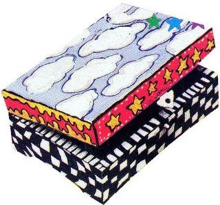 Wood Treasure Box Toys & Games
