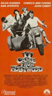 It Came From Hollywood [VHS]: Dan Aykroyd, John Candy, Cheech Marin, Tommy Chong, Gilda Radner, Don E. Carney, Honey Sheperd, Teena Nickolas, Steve Calvert, George Lynn, Nestor Paiva, James Best, Robert Clarke, Tor Johnson, Roosevelt Grier, Gloria Talbott,