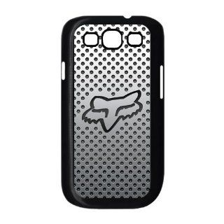 Different Style Custom Personalized Extreme Sports Fox Racing SamSung Galaxy S3 Case Fox Racing Logo Cover Galaxy S3 I9300/I9308/I939 TU551171: Cell Phones & Accessories
