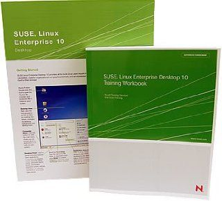 SUSE Linux Enterprise Desktop 10 (SLED 10) Basic Training Bundle   Quick Start Reference Card & Workbook   Contains the SLED 10 Tri Fold Quick Reference Card & The SLED 10 Workbook. Learn Shortcuts, Cheats, Tips & Tricks Guide   Perfect Solutio