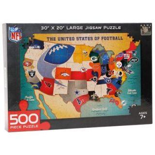 NFL USA 500 Piece Jigsaw Puzzle