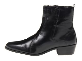 Stacy Adams Santos Black Kidskin Leather