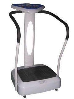 Fujiiryoki FJ 088 Dr. Fuji Cyber Relax Vibration Slimmer Full Body Vibration Platform Fitness Machine similar to Power Plate, Rational streamline design and fashionable colors, 3 LED windows for time, speed and fat scan; Three programs for slimming with fa