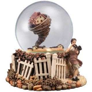 Shop Wizard Of Oz Tornado Water Wind up Musical Globe: Dorothy's House in Kansas at the  Home D�cor Store. Find the latest styles with the lowest prices from The Wizard of Oz