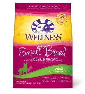 Wellness Dry Dog Food, Adult Small Breed Health Recipe, 12 Pound Bag : Dry Pet Food : Pet Supplies