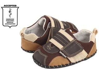 pediped Adrian Original (Infant) Chocolate Brown