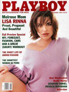 1998 Lisa Rinna/Nina Hartley Playboy magazine  Prints