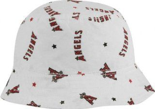 Los Angeles Angels of Anaheim Toddler Baby Bucket Hat  Infant And Toddler Sports Fan Apparel  Sports & Outdoors