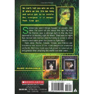 The Invasion (Animorphs Book 1) K.A. Applegate 9780545291514  Children's Books