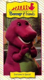 Barney & Friends   Everyone Is Special VHS