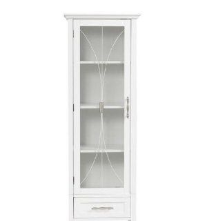 Bathroom Cabinet for All of Your Bathroom Linens. House All of Your Bathroom Accessories in This Beautiful Storage Cabinet. Bathroom Cabinets Make Great Bathroom Furniture, Especially This Tall Linen Storage Cabinet. Bathroom Storage Tower Is White. Kitch
