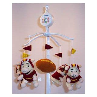 WASHINGTON REDSKINS NFL Infant BABY MOBILE Shower Gift Etc.  Baby Products  Sports & Outdoors