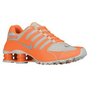 Nike Shox NZ   Womens   Running   Shoes   Dusty Grey/Brave Blue/Summit White/Violet Frost