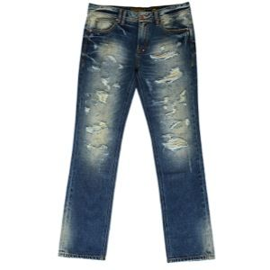 Akoo Big Oak Color Denim Jeans   Mens   Casual   Clothing   Wolfhound