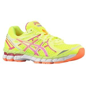 ASICS� GT   2000 V2   Womens   Running   Shoes   Flash Yellow/Hot Pink/Orange Clown Fish