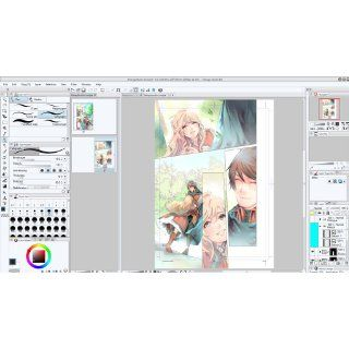 Manga Studio EX 5: Software