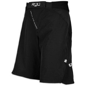 RYU Wakizashi Wrestling Shorts   Mens   Wrestling   Clothing   Black