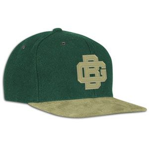 Mitchell & Ness NFL Winter Suede Leather Strap Hat   Mens   Football   Accessories   Green Bay Packers   Hunter