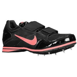 Nike Zoom TJ 3   Mens   Track & Field   Shoes   Black/Atomic Red