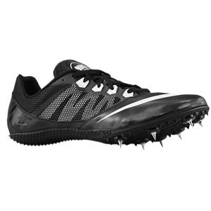 Nike Zoom Rival S 7   Mens   Track & Field   Shoes   Black/White