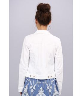 Mavi Jeans Samantha Denim Jacket White R Vintage