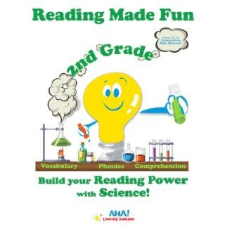 Reading Made Fun   2nd Grade   Common Core Standards (Hands on Science Experiments make building READING skills fun!, Student Edition) (9780985216160): AHA! LEARNING SOLUTIONS, Use SCIENCE to teach reading   Our innovative approach gets results and is alig