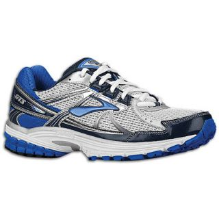 249866a0d9468 ... Brooks Adrenaline GTS 13 Mens Running Shoes White Obsidian Black Olympic   ...
