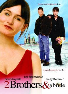 2 Brothers & a Bride: David Arquette, Allyce Beasley, Megan Follows, Redmond Gleeson, Tim Blake Nelson, Larry Pine, Lois Smith, Emily Mortimer, Rocio Linares, Nonna Velikaya, Helmut Schleppi: Movies & TV